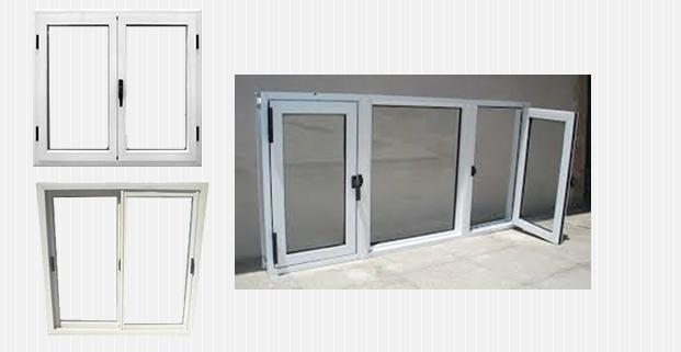 Aluhaus carpinteria en aluminio for Aberturas de aluminio puerta ventana